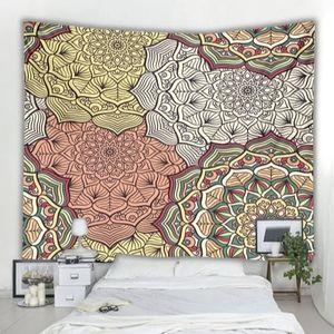 🆕 Lotus Mandala - Tapestry - Lotus Flower